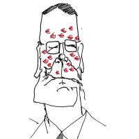 Hans Olaf Henkels allergische Reaktion